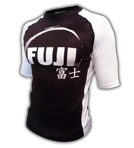 Fuji Fuji IBJJF Ranked Short Sleeve Rashguard